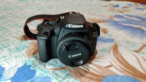 Canon EOS D DSLR with Dual lens kit for sale.