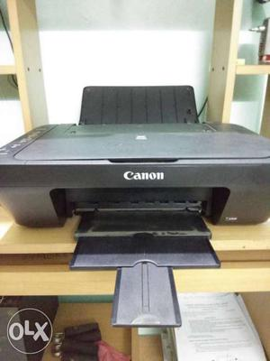 Canon Pixma Mgs Wireless Printer About 6