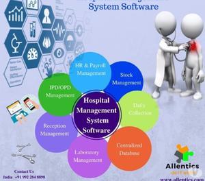 Hospital Billing System Software | Best Hospital Management
