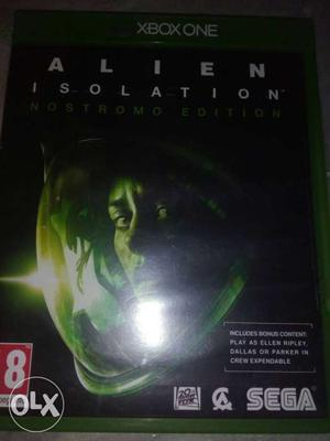 In excellent condition. The best horror game