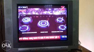 LG 21 colour TV