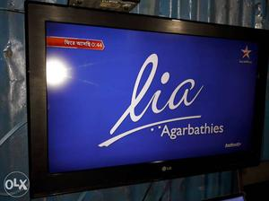 LG 32 inch HD LED tv new condition