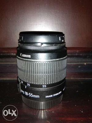 Less Used Canon mm IS II. Serviced from Canon