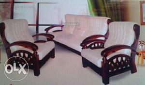 Premium quality fresh sofa set on EMI scheme