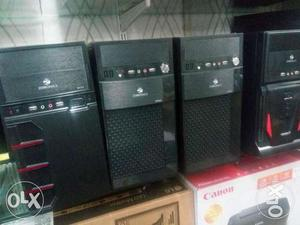 SEALPACK core i3 3rd generation Cpu/500Gb hdd/4gb ram ddr3+1
