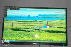 Sony 32 inch normal full HD led TV