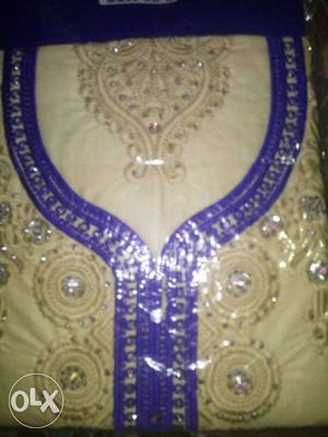 1 piece = Rs. 500, (suit, pazami, dupatta) in