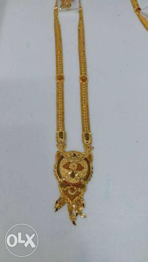 1grm gold forming necklaces, New fresh,