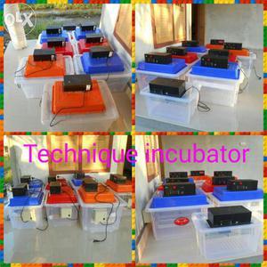 Hatching incubator india (technique incubator)