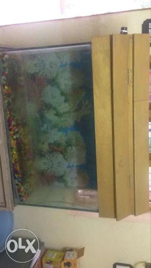 I want to sell my 3.5 ft fish tank with all