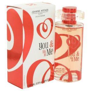 Jeanne Arthes - You & Me Eau De Parfum Spray - 3.3 oz