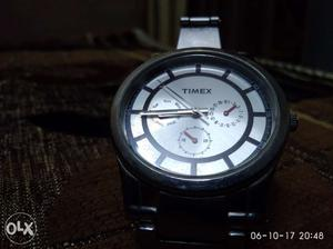 Original 1 yr old Timex watch for sale. New watch