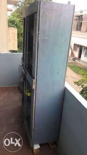 Pigeon cage 5 foot height 3 foot length for sale