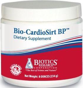 Biotics Research Bio-cardiosirt Bp, 8 Ounces