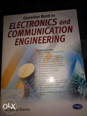 Electronics and communication book