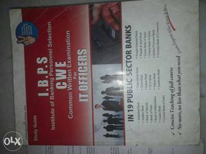 IT Officers Book G.K publication and Arihant publicatiin