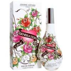 LOVE GENERATION ROCK FOR WOMENby JEANNE ARTHES - EDP SPRAY