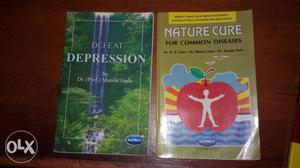 Natural ways of cure diseases and depression