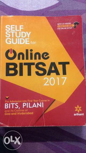 Online bitsat book for bits entrance exam at half