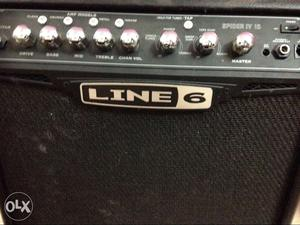 This amp has been used by me only for a few years