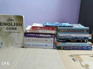 Books 1.English golden class 11 Rs .The
