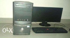 Dual Core Amazing system with Graphics card and 2