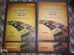 Fiitjee's Grand masters package, Archive,
