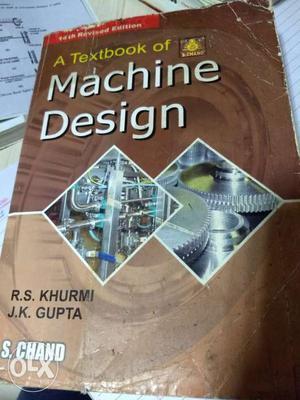 Machine Design By R.S KHURMI for mechanical
