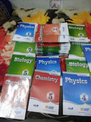 Allen Kota Career Coaching Medical Fees Study Material ...