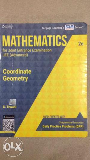 The best book for Coordinate Geometry.