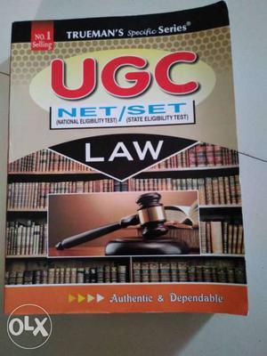 UGC NET/SET Subject: Law Paper 2, paper 3