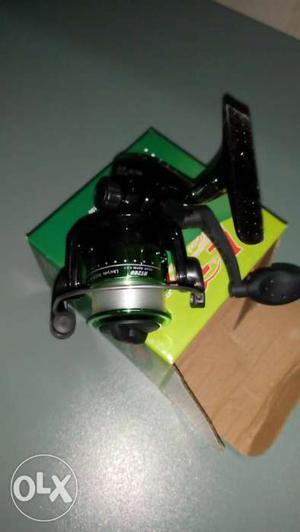 Fishing reel, spinning reel, double bearing,