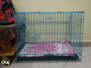 I want to sale my Cage in  only 2 monthd used