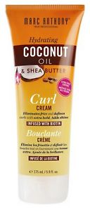 Marc Anthony Coconut Oil Curl Cream 5.9oz (3 Pack)