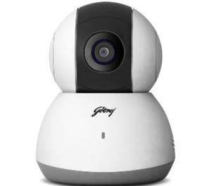Buy Godrej Home Security Wifi CCTV Camera in India Mumbai