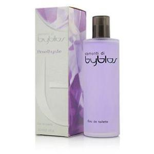Byblos Amethyste Eau de Toilette Spray for Women, 4 Ounce