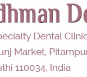 Dental Clinic in Rani Bagh Delhi