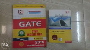 Handbook Of Civil Engg With Previous Year Gate