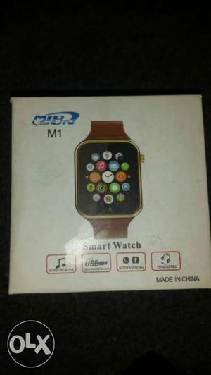 M1 Smart Watch Box