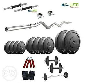 Offer Includes -; 2 Pc X 10 Kg Rubber Weight
