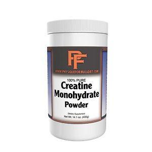 Physique Formula 100% Pure Creatine Monohydrate. Increase