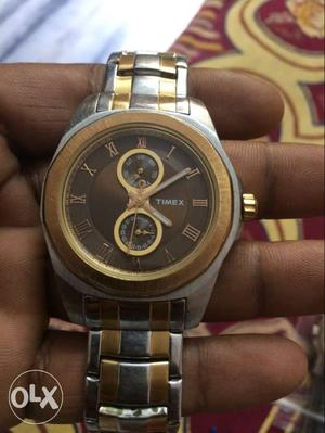 Timex original multi function watch in good