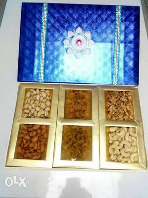 600 grams dry fruit gift box