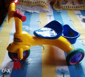 Brand new tricycle & rocking horse for sale at discounted