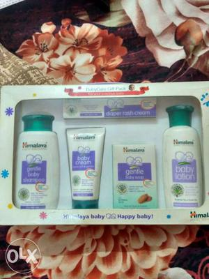 Himalaya baby care gift pack