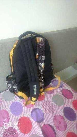 It is a American tourister bag.