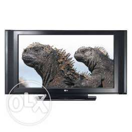 "LG Flat Screen Plasma TV 42"" inch"