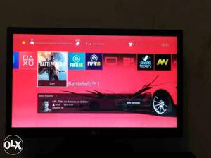 Lg led screen 19 inch with HDMI and VGA port.10