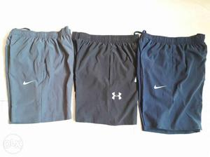 Nike and underarmour shorts at your door step