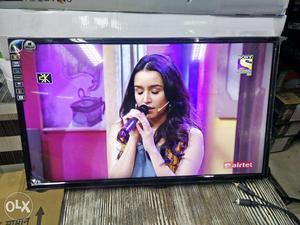 Samsung Led tv panel inside 26 inch led tv sealed box peace
